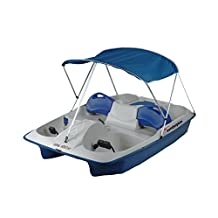 Sun Dolphin 11404 Deluxe Pedal Boat Canopy, Blue