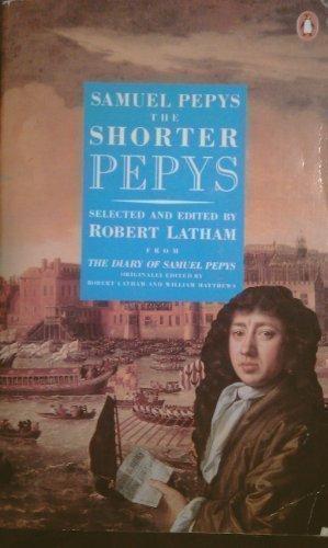 Shorter Pepys