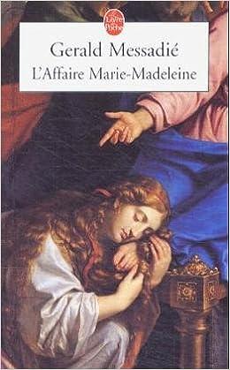 En ligne téléchargement L'Affaire Marie-Madeleine pdf, epub ebook
