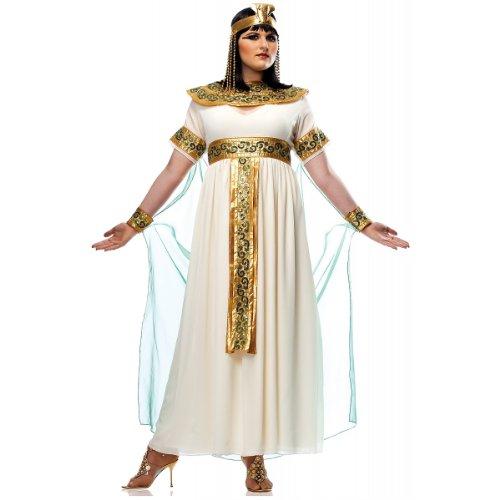 Cleopatra Plus Costume (Cleopatra Costume - X-Large - Dress Size 16-18)