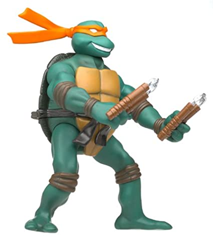 Amazon.com: Michelangelo Teenage Mutant Ninja Turtles ...