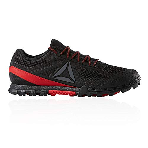 Reebok at Super 3.0 Stealth Trail Running Shoes - SS19-13 - Black