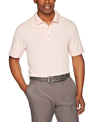 Amazon Essentials Men's Regular-Fit Quick-Dry Golf Polo Shirt, Light Pink, XX-Large by Amazon Essentials (Image #3)