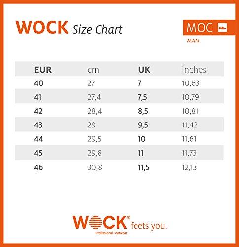 WOCK Unisex-Erwachsene Moc Man Clogs Braun