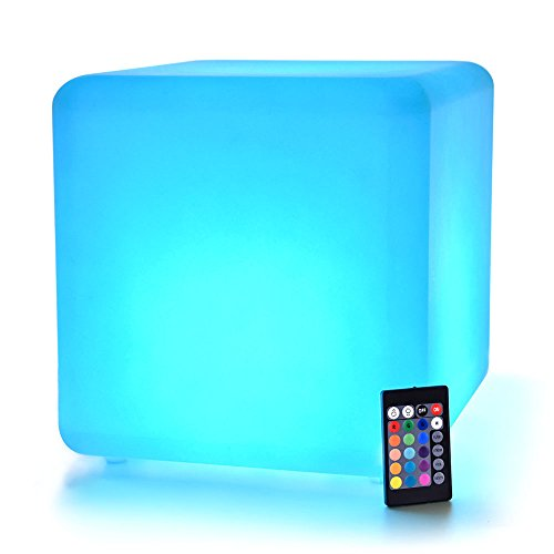 Cube Led Wall Light in US - 7