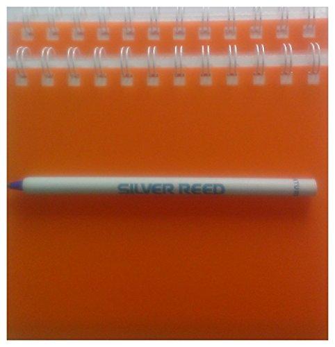 PP Premium Printware Bundle: 2x Spiral-Fotoetui (A6) für Bilder 10x15 15 Hüllen, orange + Einwegkugelschreiber