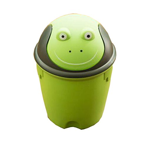 frog trash can - 4