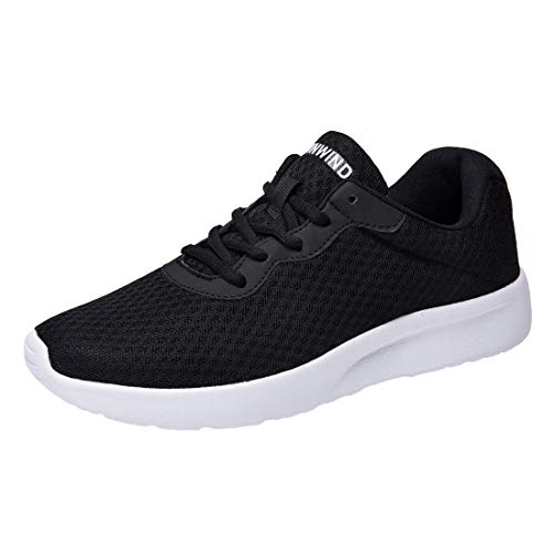 - Belilent Mens Sneakers Breathable Athletic Walking Running Workout Comfortable Outdoor Travel Shoes