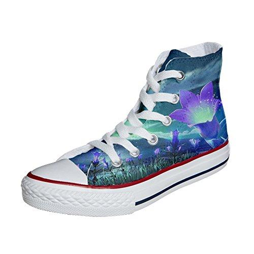 Star All Produkt personalisierte Handwerk blumen Fantasy Schuhe Converse 1qw56d1
