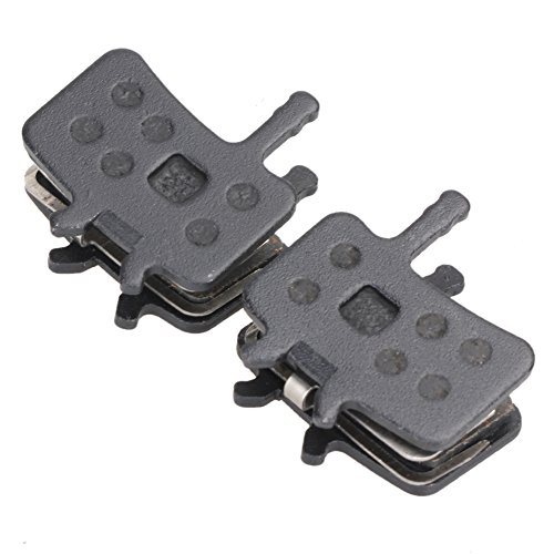 - MONICO 2 Pairs MTB Mountain Bike Bicycle Cycling Disc Brake Pads for Avid BB7 Hydraulic & Avid Juicy 3/57 with 2 Springs