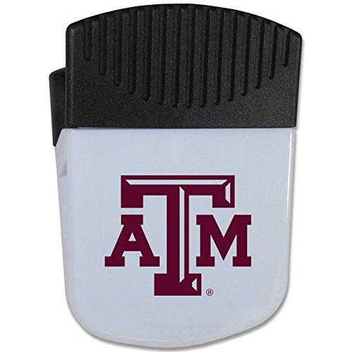 Siskiyou NCAA Texas A&M Aggies Chip Clip Magnet, White