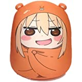 Anime Himouto! Umaru-chan Umaru Doma Plush Doll Puppet Toy Gift Cute b2 by Himoto! Umaru-chan