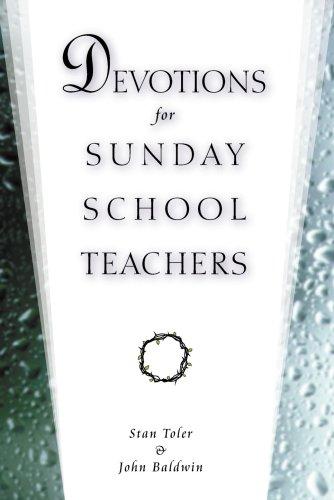 Download Devotions for Sunday School Teachers PDF