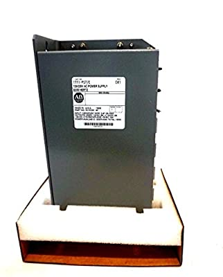 New Allen-bradley 1771-ps7 Ac Power Supply Ser.c Rev. E01 1771ps7