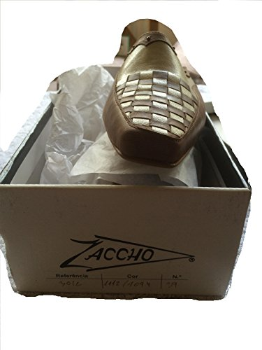 ZACCHO SHOES Brown 3012 BOXED SIZE 37 RRP EURO 125