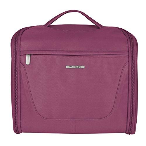 Travelon Women's Mini Independence Bag, Wineberry