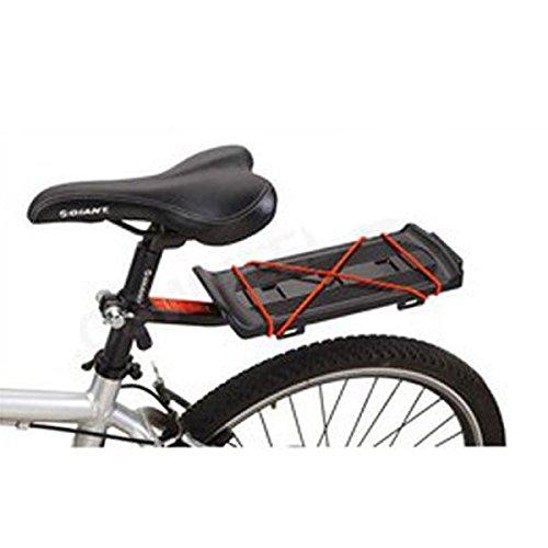 Bazaar Selle rack arrière de bicyclette porte-bagages cyclilng selle