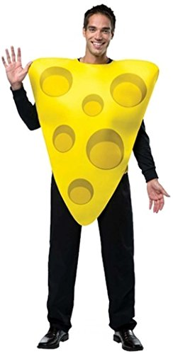 Cheese Adult Costume (Adult Cheese Costume)