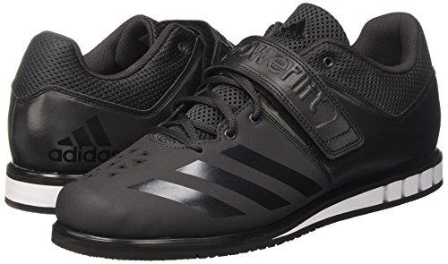 F16 Gymnastique utility Chaussures De Adidas White 1 Ftwr Powerlift Black 3 Core Homme Pour XnwqXaR8vp