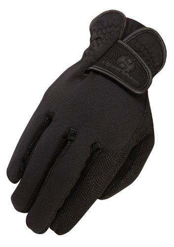 Spectrum Gloves - Heritage Spectrum Winter Gloves, Size 9, Black