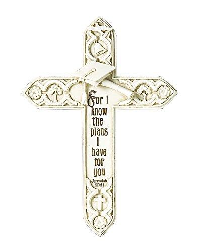 Faithworks KS427 Tomaso Gift Boxed Cross, Graduation, ()