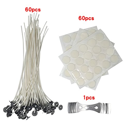 wax and wicks for candle making - 8