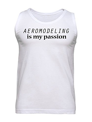 Aeromodeling Is My Passion Men's Tank Top