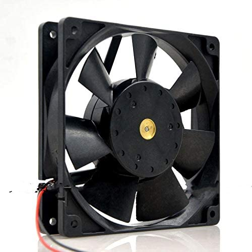 Weizhan for Sanyo 109P1224H402 12025 24V 0.24A 12CM Cooling Fan
