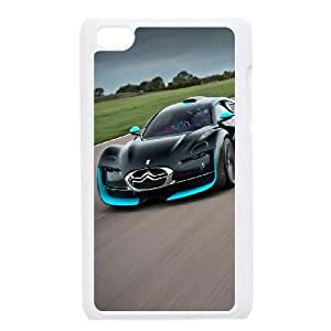 Citroen iPod Touch 4 Case White nurr