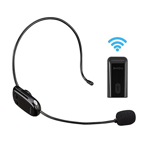 Amplifier Headset Microphone - 2
