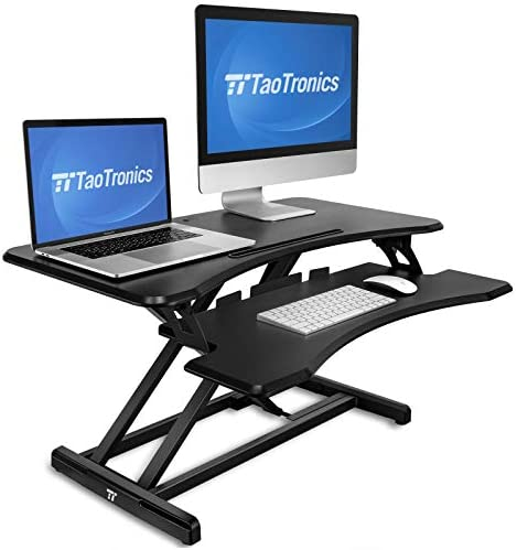 Converter TaoTronics Adjustable Removable Workstation