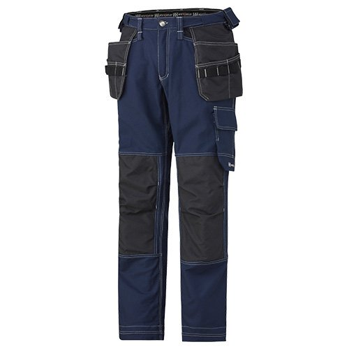 76487/_540-D116 Work PantsVisby Construction Size In D116 Royal Blue//Charcoal