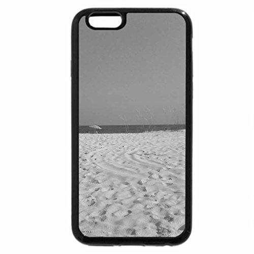 iPhone 6S Plus Case, iPhone 6 Plus Case (Black & White) - Pensacola Beach
