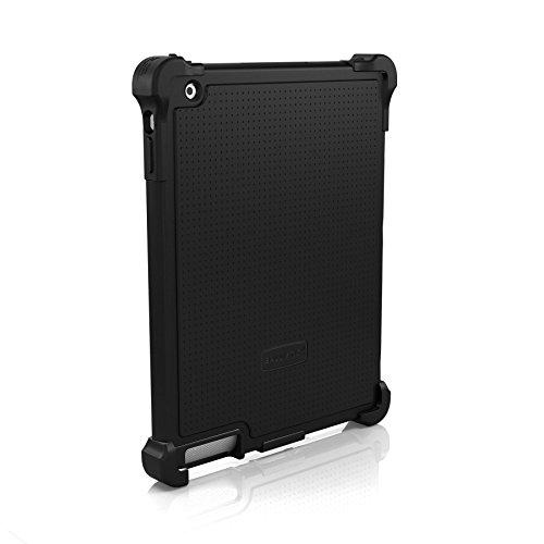 Ballistic TJ0660-A06C Tough Jacket Case for Apple iPad 2 Models A1395, A1396, A1397, iPad 3 Models A1416, A1430, A1403, and iPad 4th Generation Models A1458, A1459, A1460 (Not Compatible with iPad Air Models)(NOT Compatible with iPad Released 2017) - Black