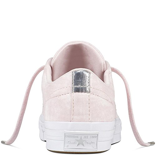 Star – Lifestyle Silber Silber One Fitness Unisex Scarpe Cotton Ox rosa Da Bambini Converse Rosa AZwxzpEqnq