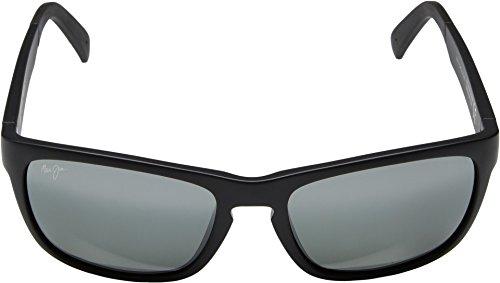 Maui Jim Unisex South Swell Matte Black/Neutral Grey Sunglasses by Maui Jim (Image #1)