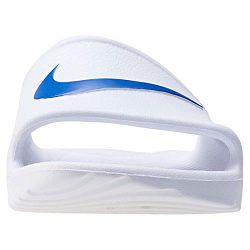 Nike Kawa Shower, Chanclas para Hombre Blanco