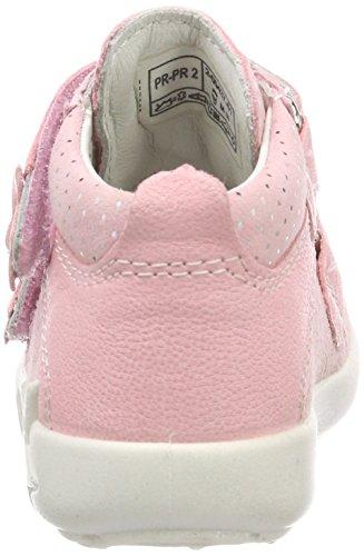 Superfit Baby Mädchen Starlight Sneaker Pink (Rosa Kombi)
