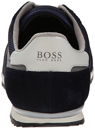 BOSS Orange by Hugo Boss Mens Difost Fashion Sneaker Medium Blue TB2VAWjwH