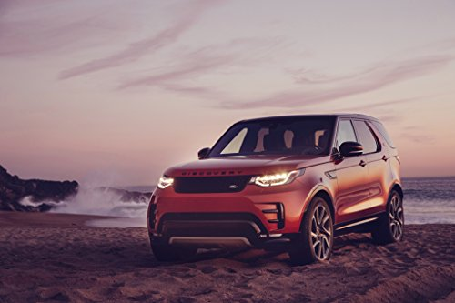 Land Rover Discovery HSE Dynamic Design Pack  Car Print on 1