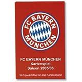 Quartettspiel FC Bayern München, 54 Blatt