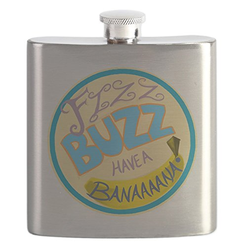 CafePress Cabin Pressure: FIZZ BUZZ HAVE A BANAAAANA - St...