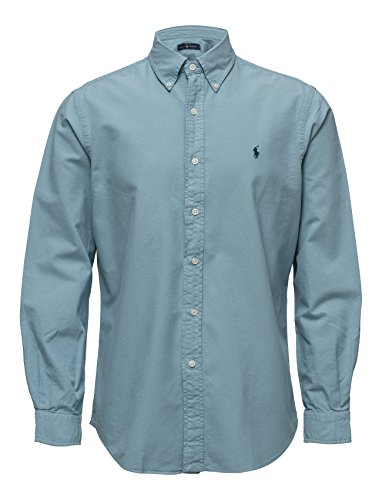 Polo Ralph Lauren Men's Long Sleeve Oxford Button Down Shirt-SkiptJack-XL by Polo Ralph Lauren