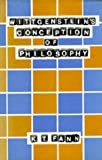 Wittgenstein's Conception of Philosophy, Fann, K. T., 0520018370
