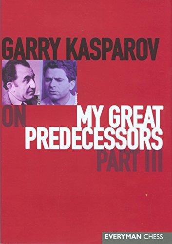 (Garry Kasparov on My Great Predecessors, Part 3)