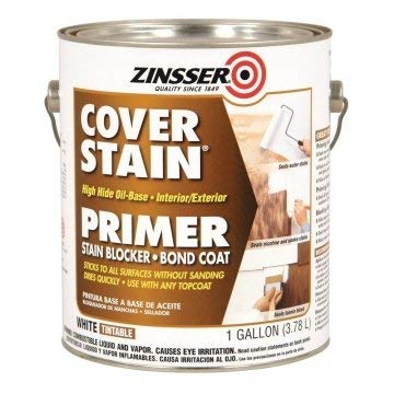 Zinsser Cover Stain High Hide Primer, Case of 4