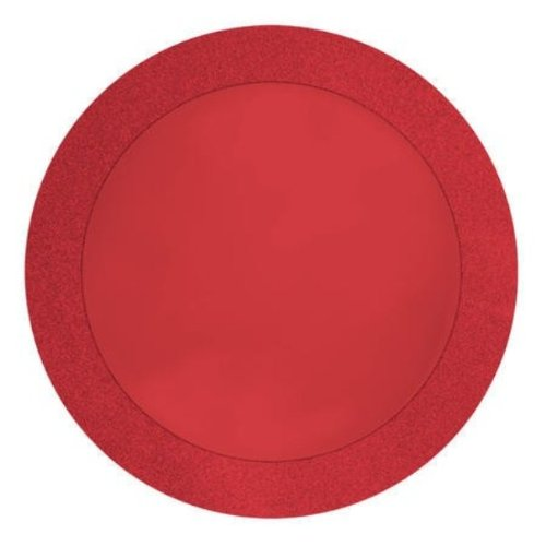 8-Count Round Paper Placemats with 2