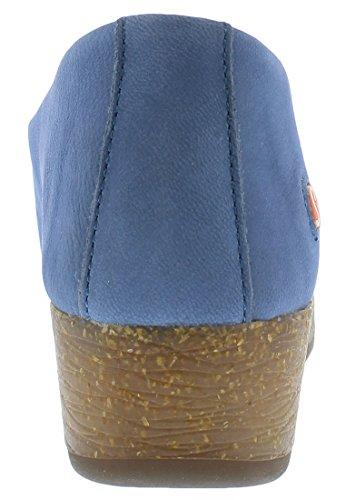 Schneeschuhe für Mädchen Klettband Vemont (2073) (35, Blau)