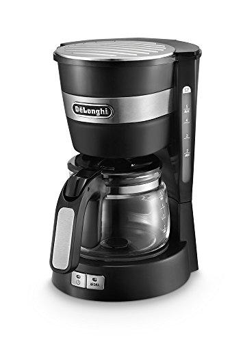 Cafeteira Elétrica DeLonghi 14011 127V (Black)
