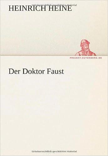 Der Doktor Faust (TREDITION CLASSICS)